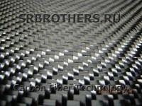 Карбон Твилл 3К / 200г / 100 см