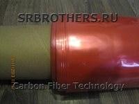 Вакуумная плёнка, ШИРИНА -120см Рукав, Цена за пог.м.